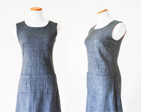 Vintage Gay Gibson Sheath Dress / 60s Dress / 60s