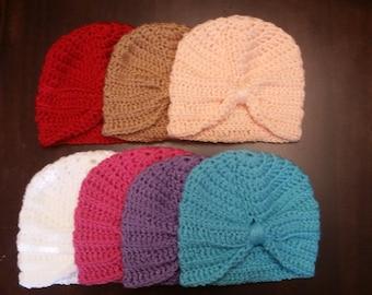 050267d1024 Crochet baby turban