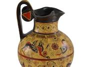 Minoan Pottery Oinochoe Amphora Vase - Ancient Greece - Handmade in Greece