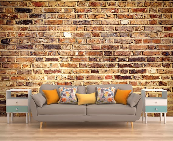 Brique murale papier peint brique brique murale d calque - Brique murale ...