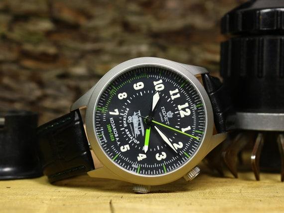nuovo arrivo 21a99 4f556 Orologio sovietico, Poljot segnale orologio, orologio di allarme, orologio  Vintage, USSR orologio, mens watch, orologio retrò per lui
