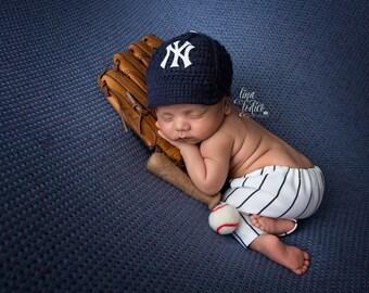 f6a6e8ee42e PRE-ORDER Newborn Baby Baseball Cap