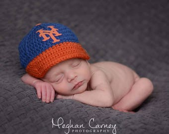 official photos 457ce 36d55 promo code new york mets baby hat 86f30 8e731