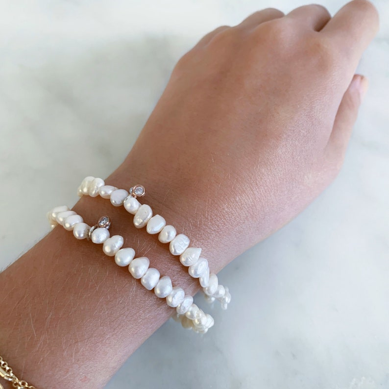 Yara Pearl Bracelet