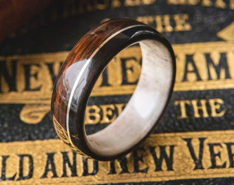 Rings with Antler