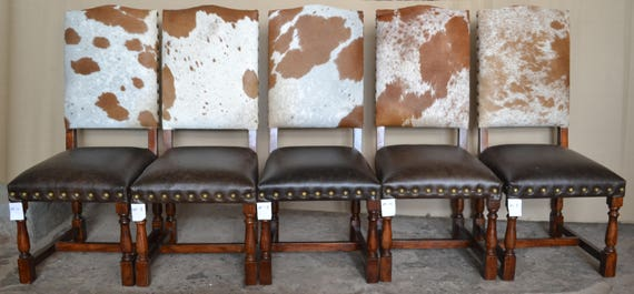 Magnificent Colton Cowhide Chair Western Lodge Cowhide Dining Chair Bralicious Painted Fabric Chair Ideas Braliciousco