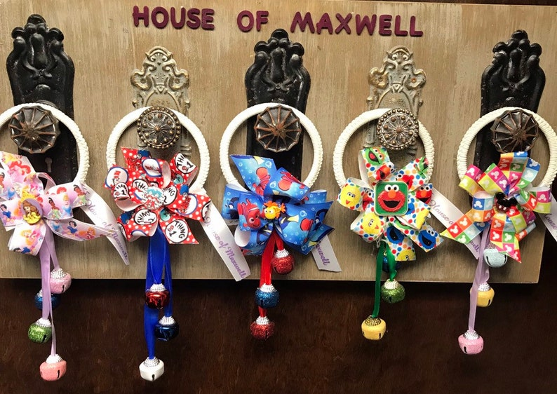Kids Door Knob Hangers