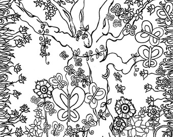 Colouring Page