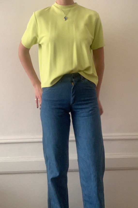 70's workwear denim