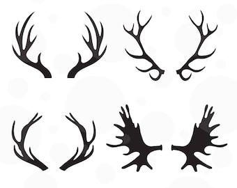 antlers etsy