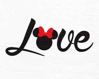 love minnie mouse
