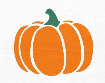 pumpkin cut file etsy rh etsy com pumpkin clipart with circle in middle pumpkin clip art free