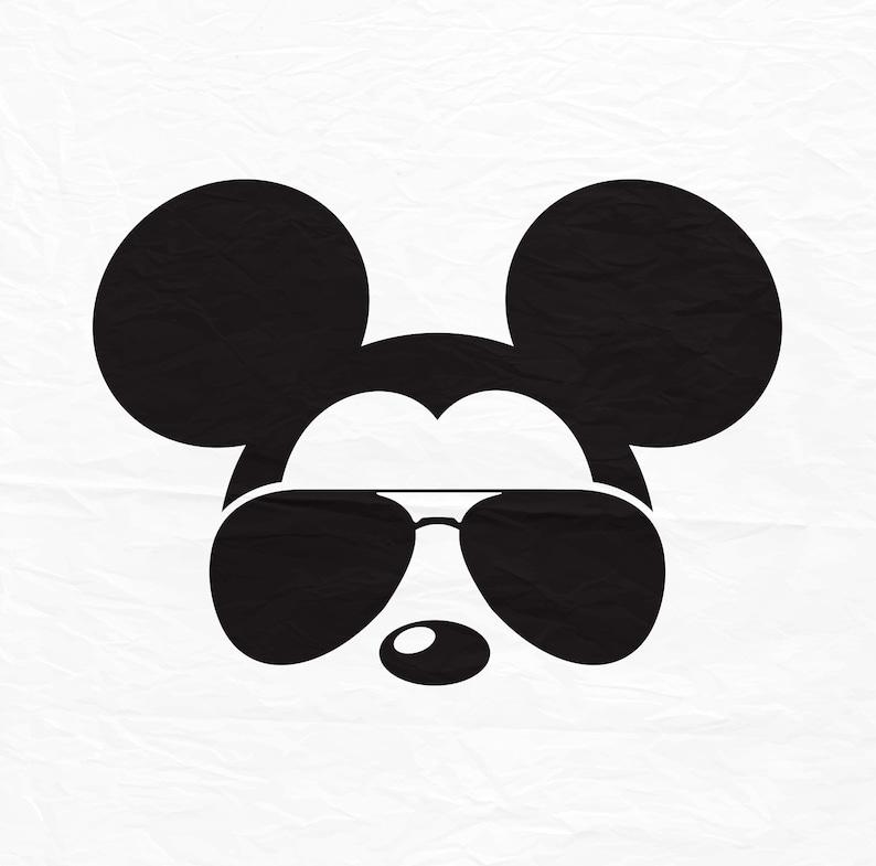 089d6eb7a3 Disney Mickey Minnie Mouse Aviators Sunglasses Icon