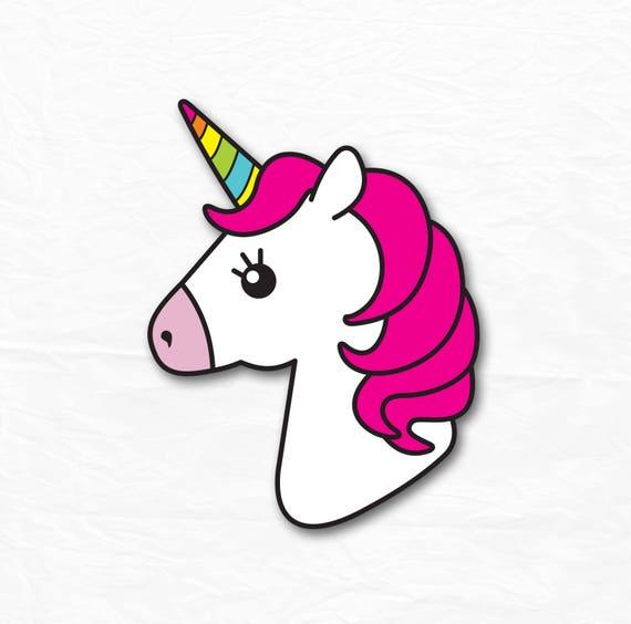 unicorn head svg unicorn svg unicorn clipart unicorn etsy rh etsy com clipart unicorn face clipart unicorn head