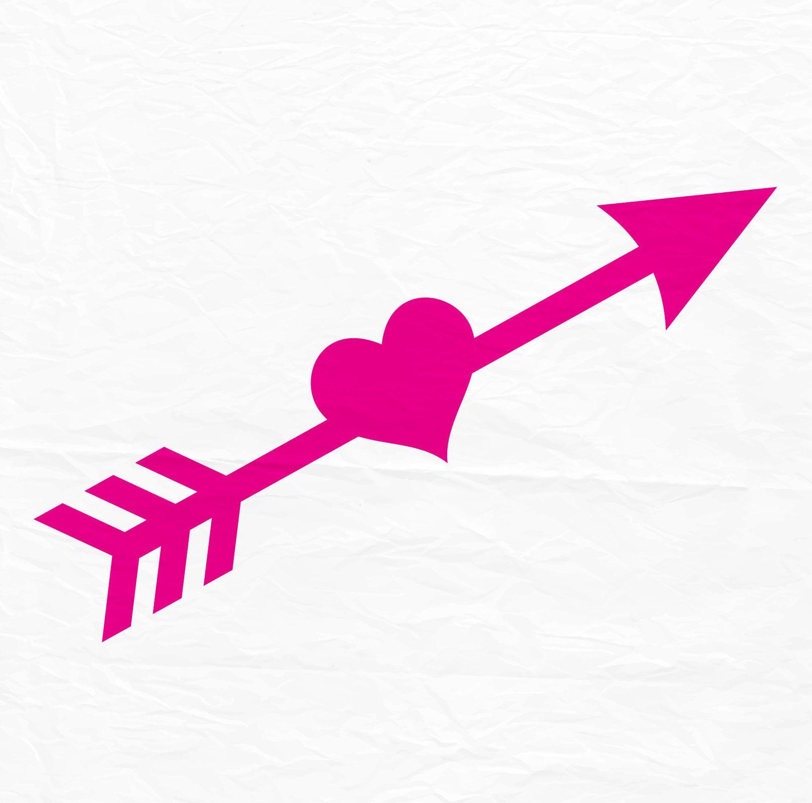 arrow svg arrow heart svg heart svg cupid 39 s equipment etsy. Black Bedroom Furniture Sets. Home Design Ideas
