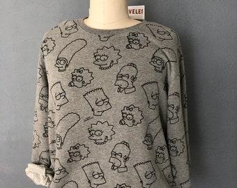 Vintage Simpsons Sweatshirt