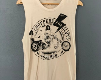 Chopper T-shirt from Blood Is The New Black