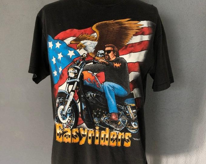 Vintage Easyriders Magazine T-shirt