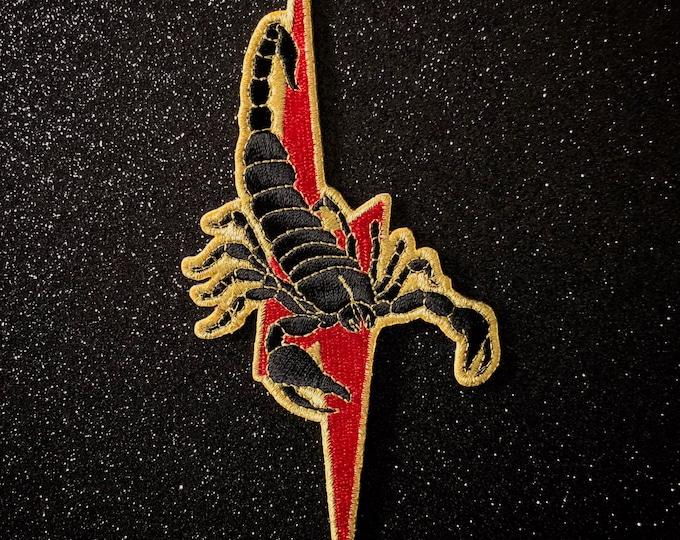 Scorpion Patch