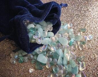 Magical Crystal Pouch - Spiritual Blend