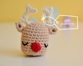 Adornos navideños crochet: amigurumis y patrones » Hilos & Hilanderas | 270x340
