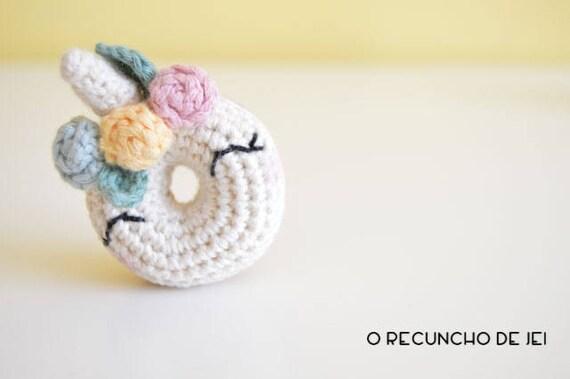 Cómo tejer Unicornio Amigurumi 🦄 3 Tutoriales | Crochet y Dos ... | 379x570