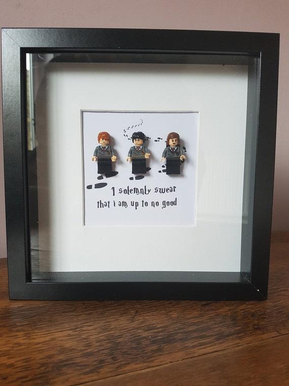 Harry Potter//Handmade to order//Minifigure//Ronald | Etsy