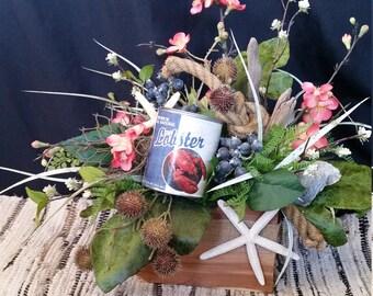 Beach Themed Floral Arrangement