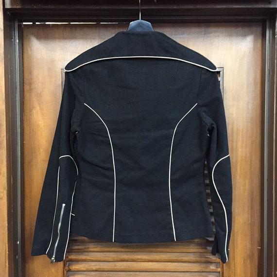 """Vintage 1960's """"Roncelli"""" Label Glam Rock Jacket,… - image 4"""