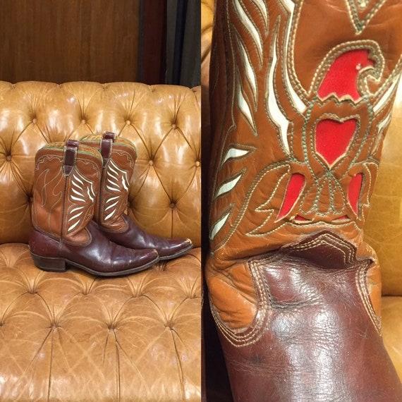 Vintage 1950's Western Cowboy Thunderbird Rockabil