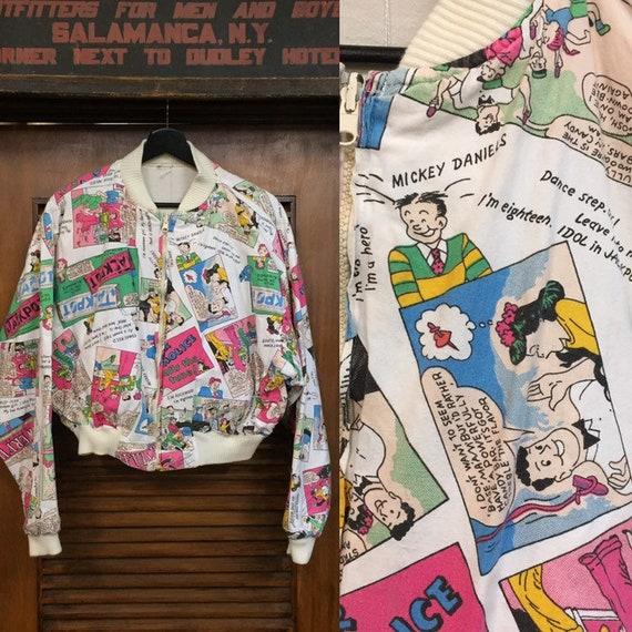 """Vintage 1980's """"French Fryzz"""" Label """"Jackpot"""" Cart"""