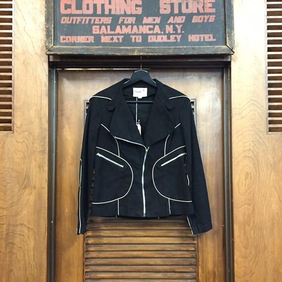 """Vintage 1960's """"Roncelli"""" Label Glam Rock Jacket,… - image 2"""