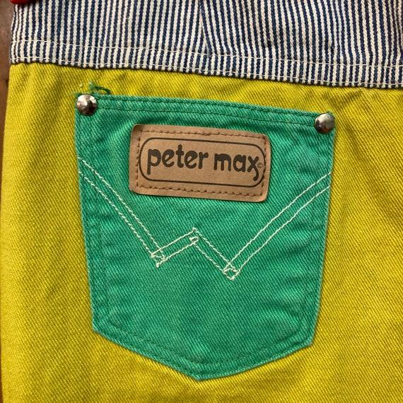 Vintage 1960's Peter Max Wrangler Pop Art Mod Fla… - image 8