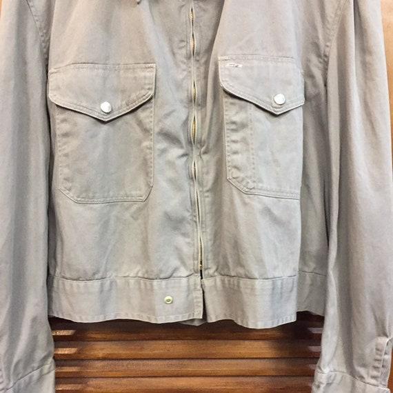 "Vintage 1950's ""Penney's"" Patch Pocket Workwear J… - image 6"