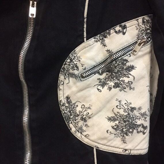 "Vintage 1960's ""Roncelli"" Panel Detail Jacket, We… - image 6"