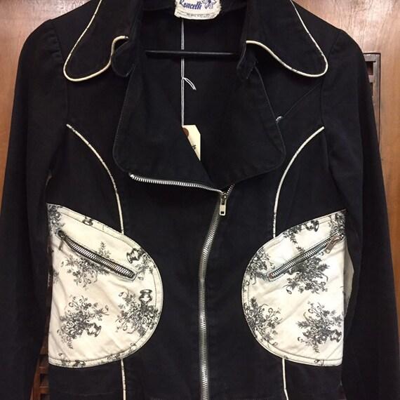 "Vintage 1960's ""Roncelli"" Panel Detail Jacket, We… - image 7"