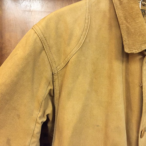 """Vintage 1930's """"Drybak"""" Label Hunting Jacket, Can… - image 6"""