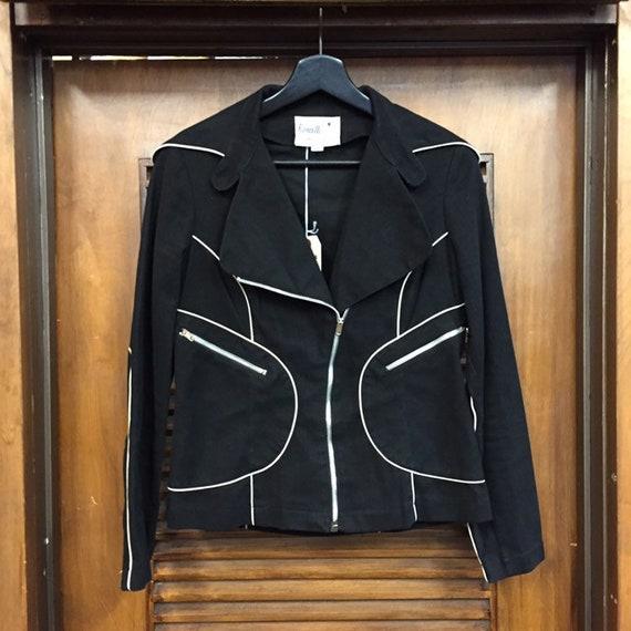 """Vintage 1960's """"Roncelli"""" Label Glam Rock Jacket,… - image 3"""