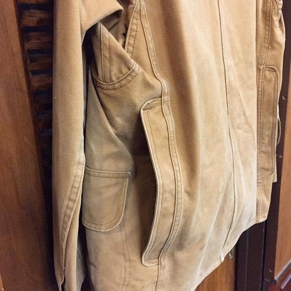 """Vintage 1930's """"Drybak"""" Label Hunting Jacket, Can… - image 9"""