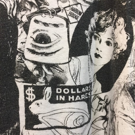 Vintage 1980's Counter Culture and Monsters Pop A… - image 8