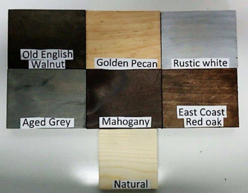Industrial Pipe /& Wood Three Tier Shelf Shelves Shelving 2 Flange Kitchen Bathroom Decor