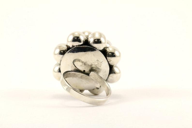 Vintage Braided Design Band Ring 925 Sterling RG 3534