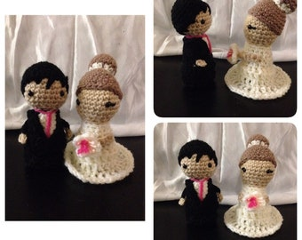 Married couple dolls