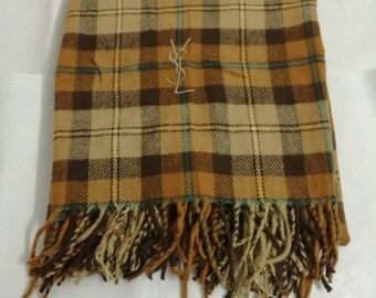 a7140aa44d3 Yves Saint Laurent YSL Wool Scarf | Scarves | Muffler | Fashion Accessories  Designer Winter