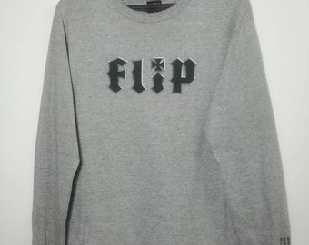 3f16bc7841 Longsleeve FLIP T-shirt Skateboarding Wear