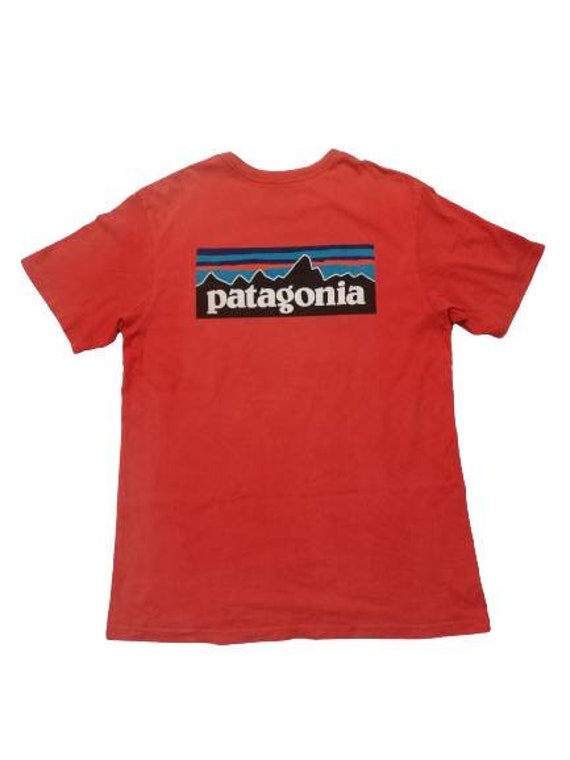Medium Size PATAGONIA T-shirt Organic Cotton