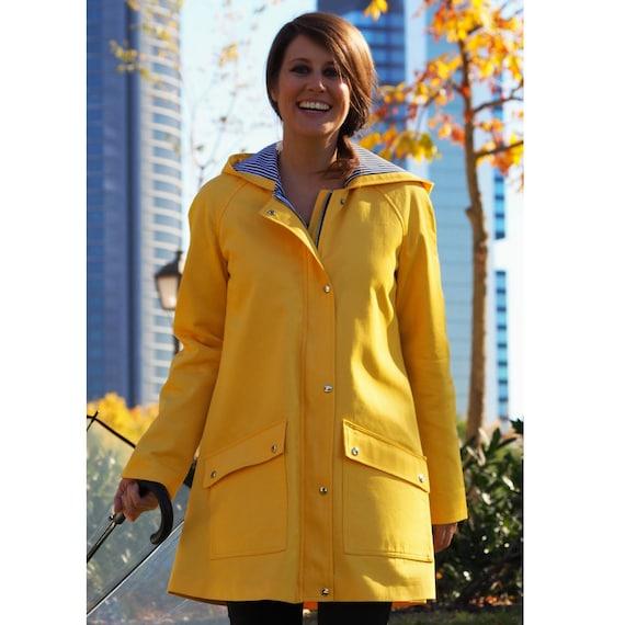Patron manteau boule femme