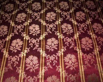 beautiful silky vintage fabric