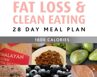The Bride Diet Fat Loss and Clean Eating 28 Day Meal Plan. Ready for your Wedding