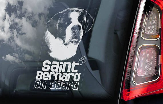 Car Window Sticker V03 Chocolate Labrador on Board Retriever Gun Dog Decal